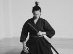 Japan woman samurai